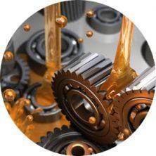 Aceites Lubricantes y Grasas - CamSi-X