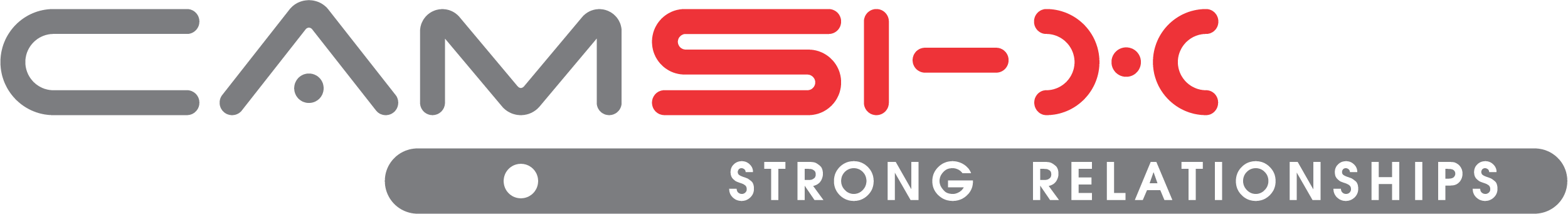 Logo Camsi-X - Strong Relationship